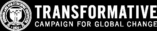 Transformative Campaign Logo