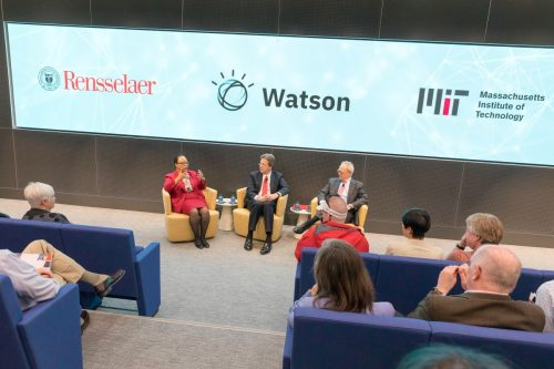 Fireside Chat At The IBM Watson Experience Center
